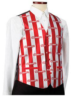 Custom Wet Dyed Men's Vest-