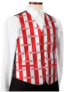 Custom Wet Dyed Women's Vest-