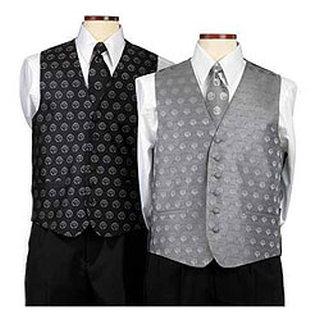 C830-775-224 Custom Woven Women's Logo Vest-