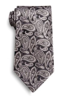 Paisley Silk Tie-