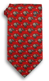 Political Novelty Tie-