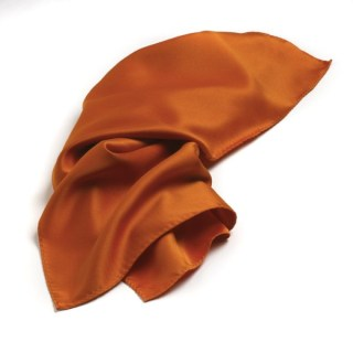 "Solid Color Polyester Scarf - 30""X 30""-"