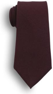 Long Poplin Uniform Ties-Wolfmark Neckwear