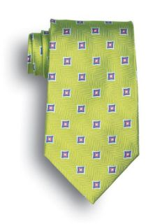 Vasari Woven Polyester Tie-