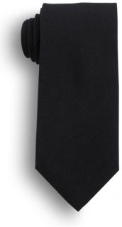 Wool Blend Clip On Tie-