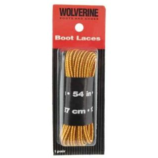 "W69409 54"" Gold Laces-Wolverine"