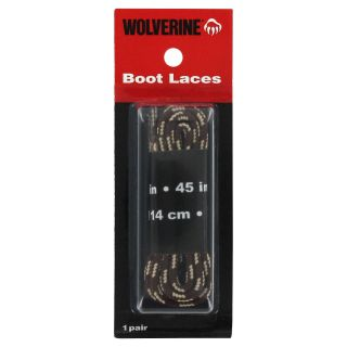 "W69416 45""Brown Laces-Wolverine"