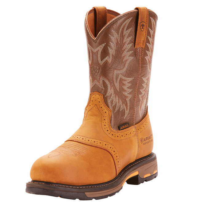 WorkHog Composite Toe Work Boot-Ariat Boots