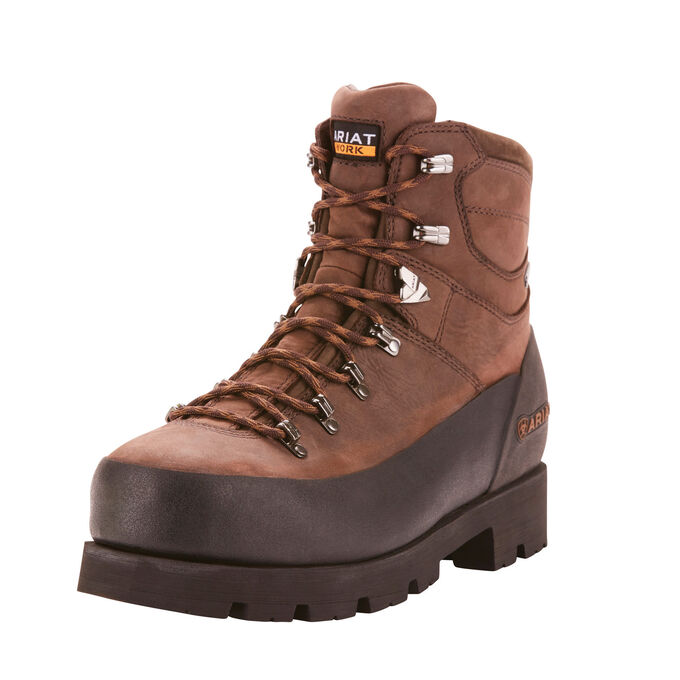 "Ariat Linesman Ridge 6"" GORE-TEX Composite Toe Work Boot-Ariat Boots"