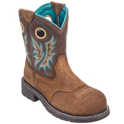 Fatbaby Cowgirl Composite Toe Work Boot-Ariat Boots