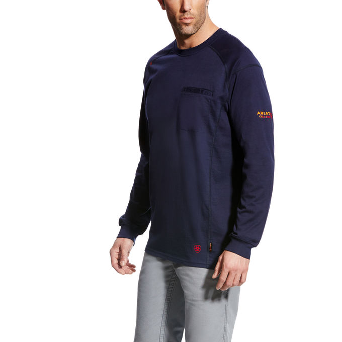 Ariat FR Air Crew T-Shirt-Ariat