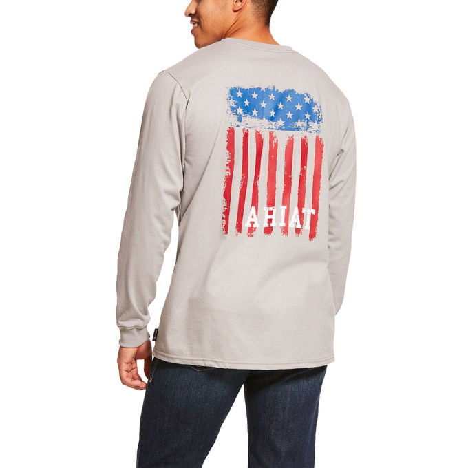 Ariat FR Americana Graphic T-shirt-Ariat