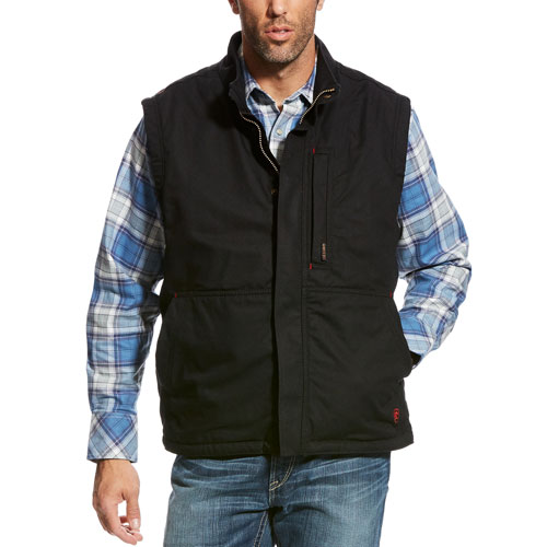 ARIAT FR WORKHORSE VEST-Ariat