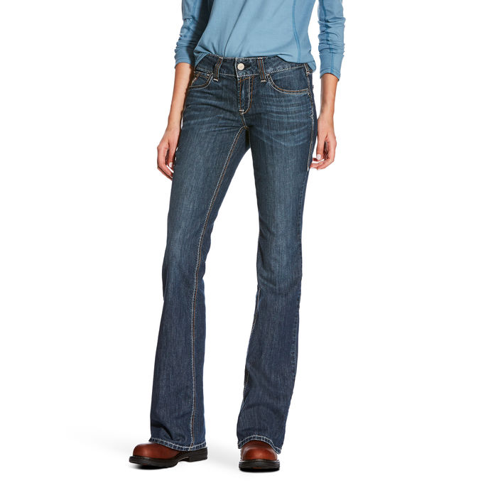 Ariat WOMEN'S FR Stretch DuraLight Ella Jean-Ariat