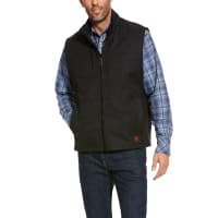 Ariat FR Cloud 9 Insulated Vest - Black-Ariat