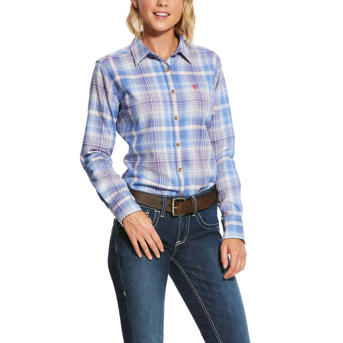Ariat WOMEN'S FR Amelia Work Shirt-Ariat