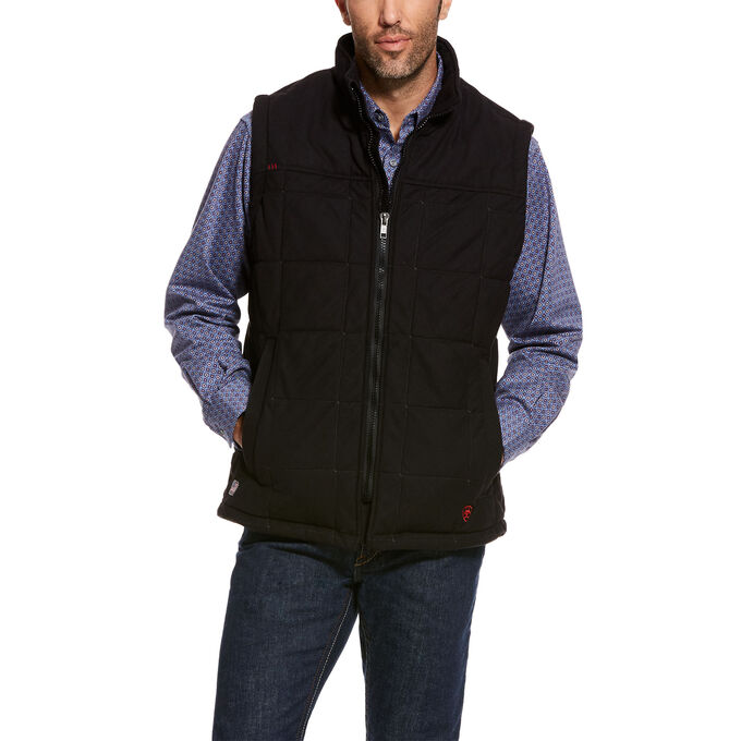 Ariat FR Crius Insulated Vest-Ariat