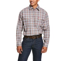 Ariat FR Aimers Snap Work Shirt-Ariat