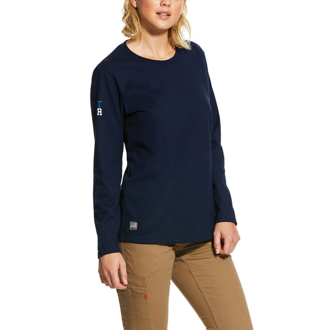Ariat WOMEN'S FR Americana Graphic T-Shirt-Ariat