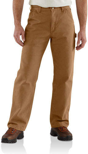 Carhartt Loose Fit Canvas Carpenter Pant-Carhartt