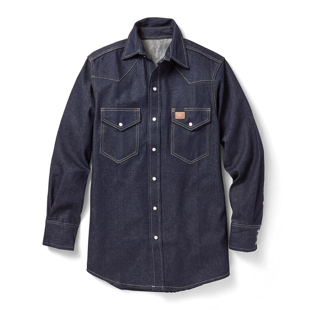 Rasco Non-FR Classic Shirt - Denim-