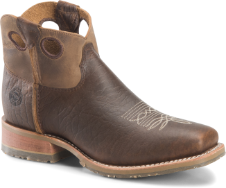 Double H Simon DH4900 Domestic Wide Square Steel Toe Shortie Boot-Double H