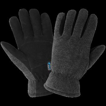 Premium Deerskin Palm Insulated Gloves-