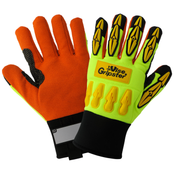 Vise Gripster - High-Visibility-Global Glove