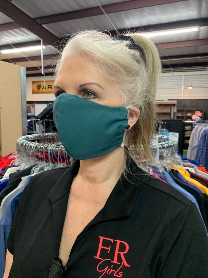 Reusable Face Mask-FR Girls of Texas