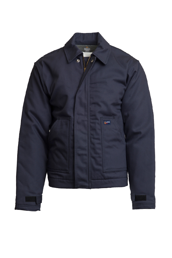 12oz. FR Insulated Jackets   100% Cotton Duck-Lapco