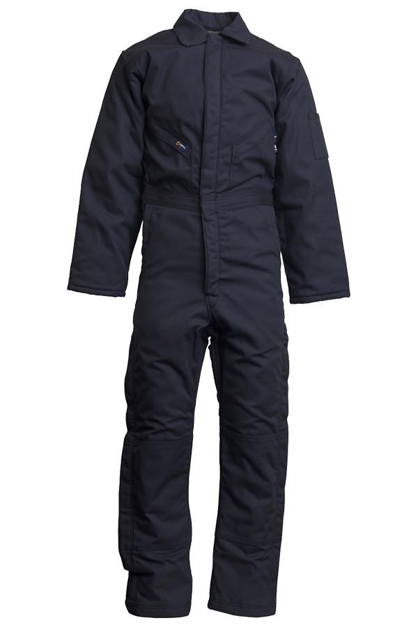 Lapco 12oz. FR Insulated Coveralls | 100% Cotton Duck-LAPCO