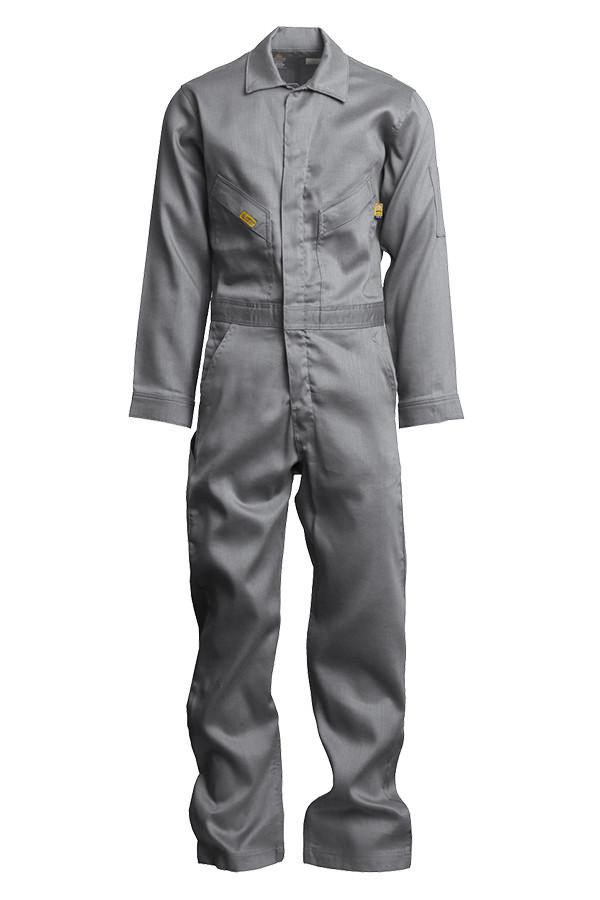 Lapco Deluxe Lightweight FR Coveralls   6oz. 88/12 Blend-LAPCO
