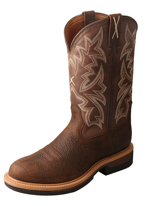 Men's Lite Cowboy Workboot -Twisted X