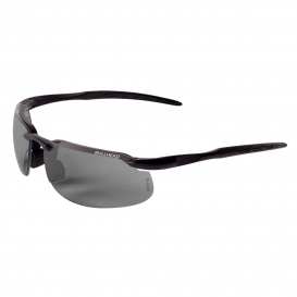 Bullhead BH1061213 Swordfish Safety Glasses - Black Frame - Photochromic Polarized Lens-Bull Head Safety Glasses