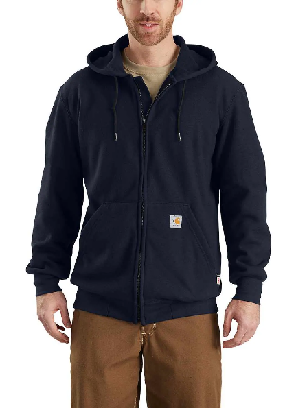 Carhartt FR Heavy Weight Full Zip Sweatshirt-Carhartt