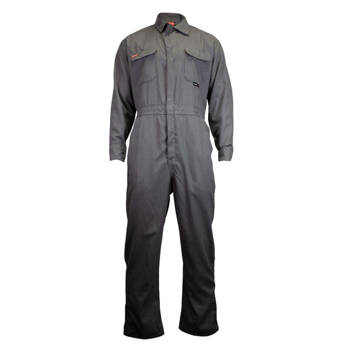 8 Cal 5.5 oz. TECGEN FR Coverall-National Safety Apparel