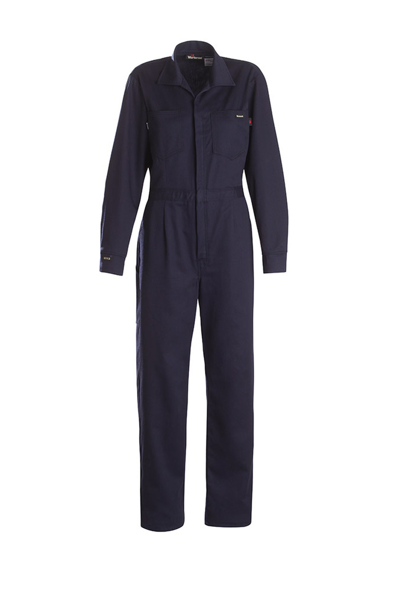 7 oz UltraSoft Women's Work Coverall WITH YOUR COMPANY LOGO