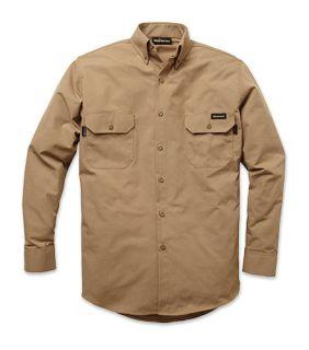 5.3 oz. GlenGuard Button-Down Dress Shirt-