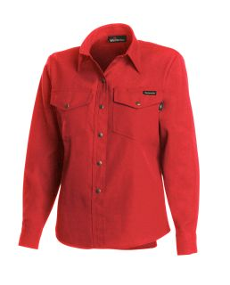 4.5 oz Nomex IIIA Long Sleeve Women's Western-Style Shirt