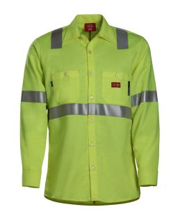 7 oz. UltraSoft Hi-Vis Work Shirt-
