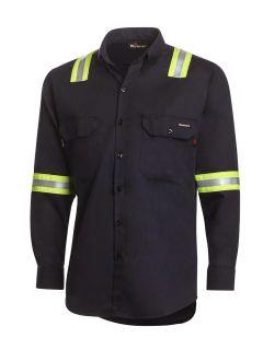 7 Ult Dress Shirt w/Tape-Workrite FR