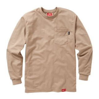6.5 oz. UltraSoft Knit Knit T-Shirt-Dickies