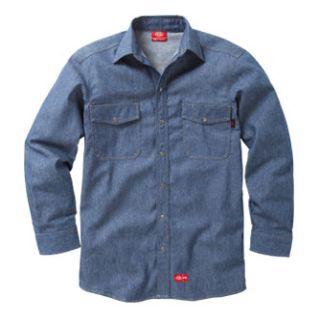 7.5 oz. Amtex Cotton Snap-Front Shirt-