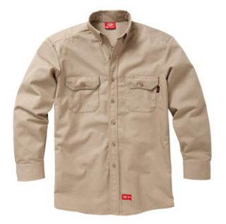 7 oz. Amtex Blend Button-Down Work Shirt-