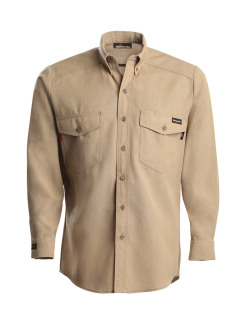 6 oz Nomex IIIA Long Sleeve Utility Shirt