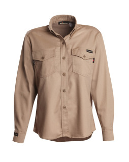 7 oz UltraSoft Long Sleeve Women's Utility Shirt