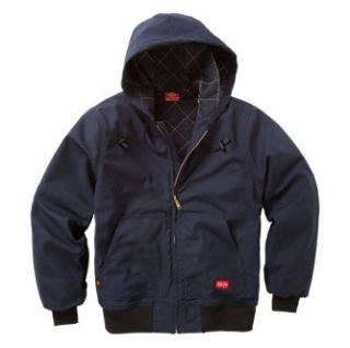 11 oz. Amtex Cotton Hooded Jacket-