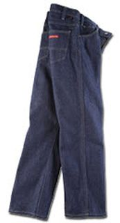 14 oz. Amtex Cotton Five-Pocket Jean