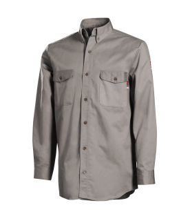 7 oz. Walls Blend Button-Down Work Shirt-Walls