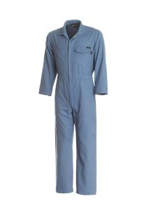 6.5 Pro Work Coverall Med Blue-